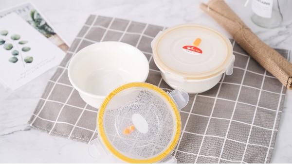 硅胶密封碗盖的优点是什么?你知道吗?