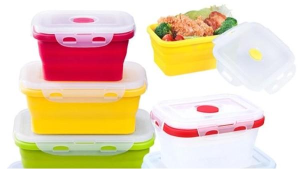 硅胶折叠碗价格怎么样?比传统材质贵吗?