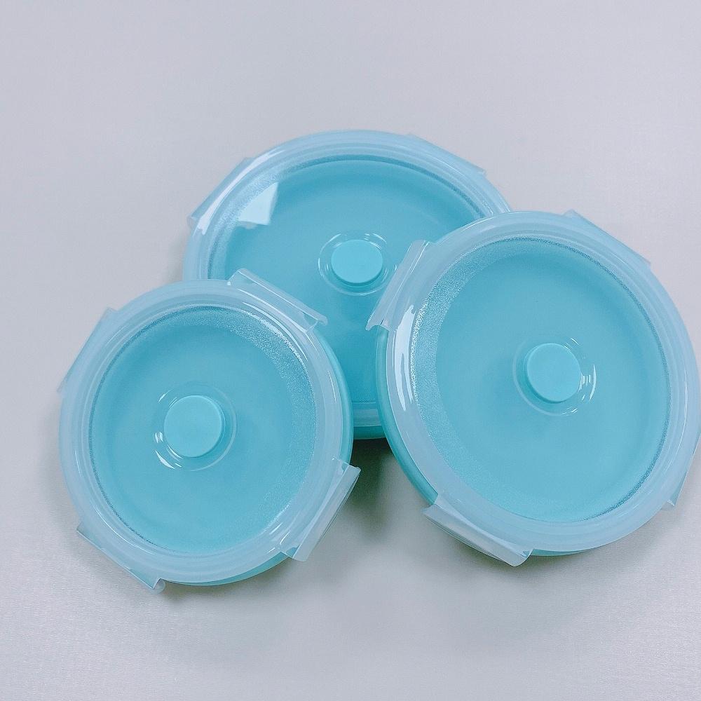 硅胶折叠碗定制