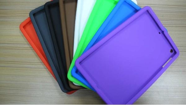 平板硅胶保护套 拓普科技合作案例