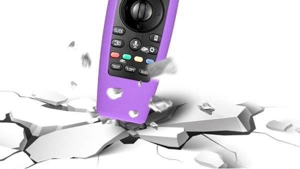 遥控器硅胶保护套 拓普科技合作案例
