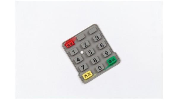 一个硅胶按键生产特别重要的数据-按压力