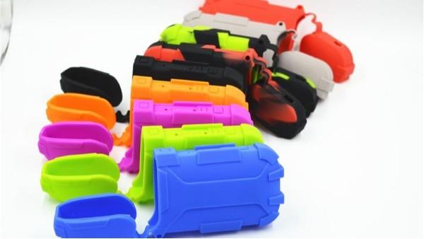 硅胶保护套的主要应用范围有哪些?你都熟悉吗?