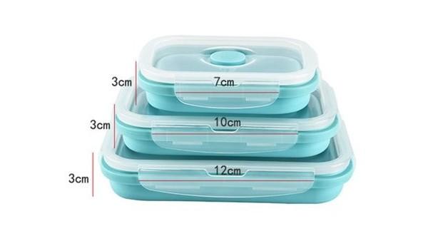 硅胶折叠碗造型精致,性能优越