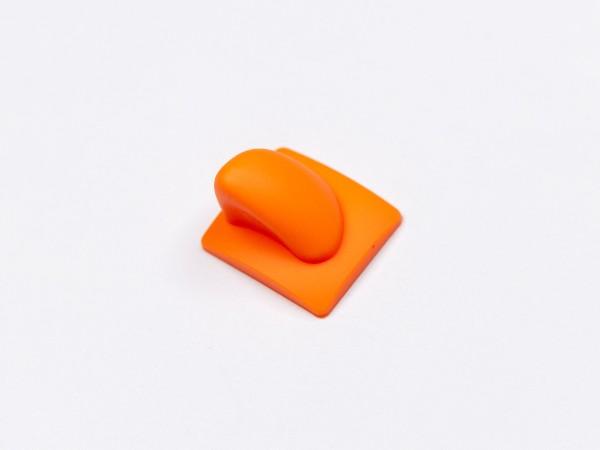 根源-手柄内置硅胶按键定制生产案例