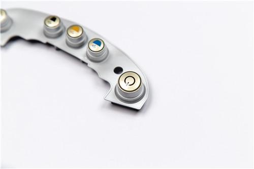 定制汽车硅胶按键流程大致是怎么样的