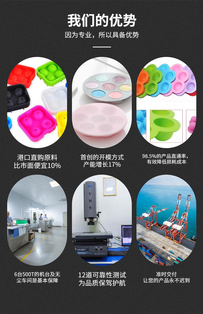 硅胶冰格模具