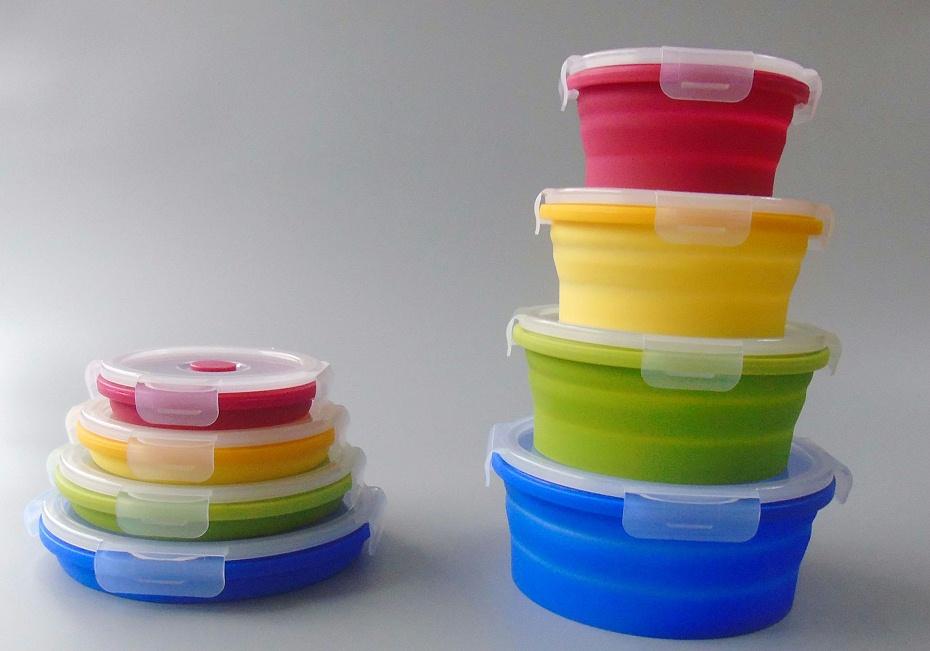 硅胶折叠碗生产厂家