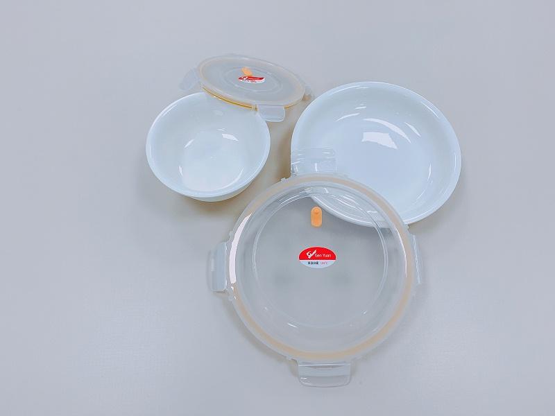 硅胶保鲜盘