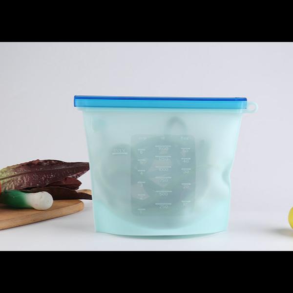 硅胶保鲜袋源头生产厂家