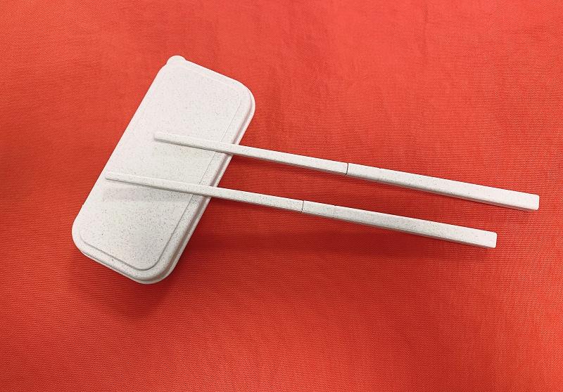 硅胶组装筷子