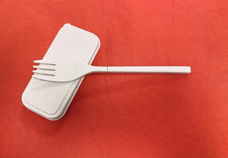 硅胶组装叉子