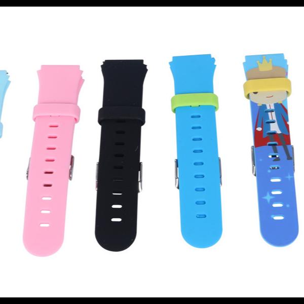 儿童手表硅胶表带