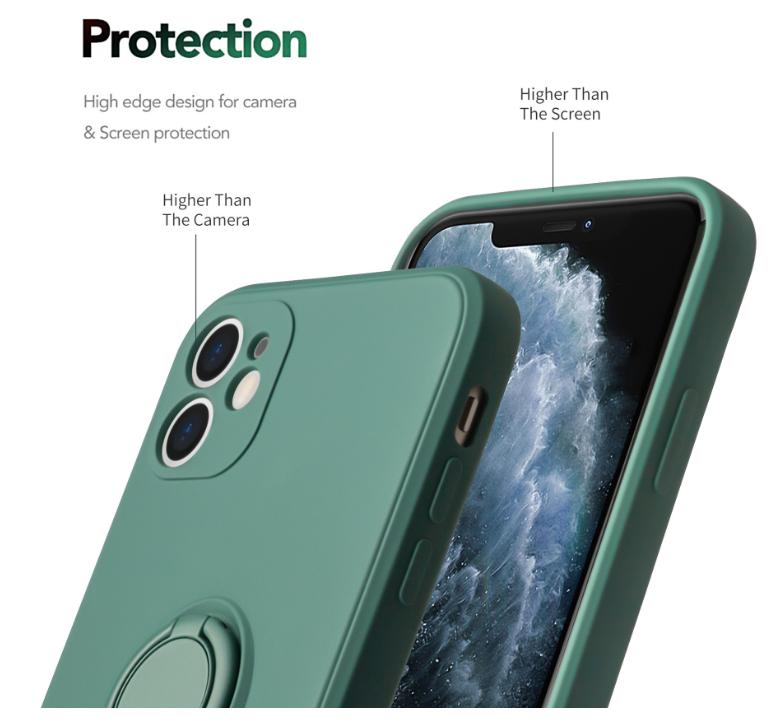 iphone xs硅胶保护套