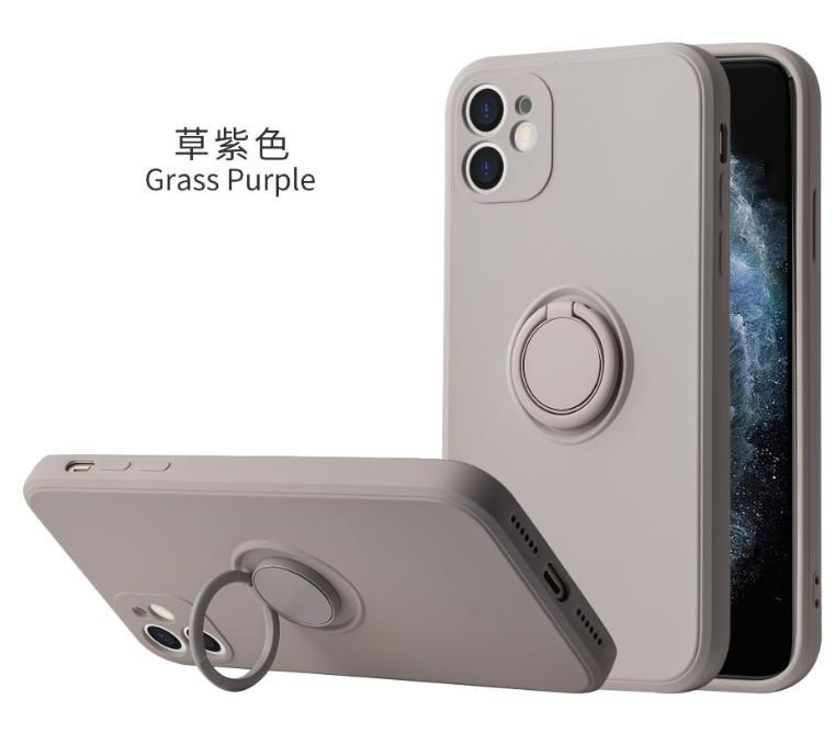 iphone12 MINI液态硅胶保护套