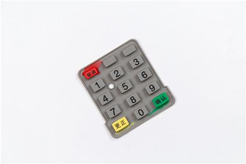 一般按键生产厂家加工按键产品出现暗纹是什么原因