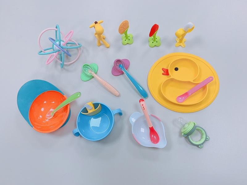 硅胶婴儿用品