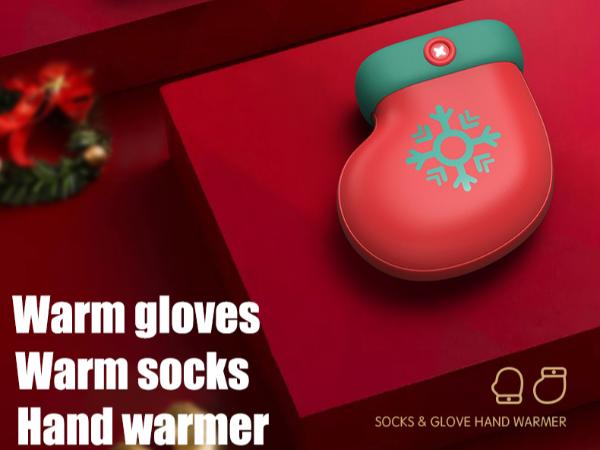 硅胶暖手宝-寒冷的圣诞有什么比送去温暖更能打动Ta呢?