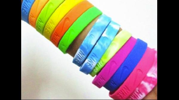 硅胶运动手环的好处有哪些?你知道吗?