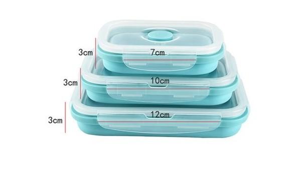 硅胶折叠碗具体优点有哪些?你都知道吗?