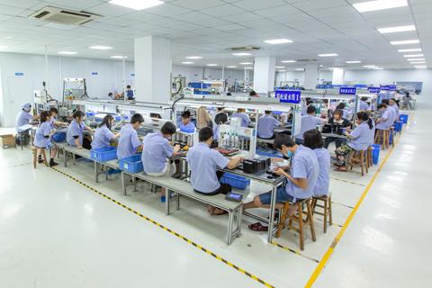 深圳根源-强大的生产实力