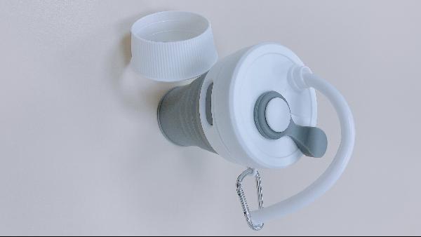 【硅胶厨具篇】硅胶折叠杯的优点和缺点有什么吗?