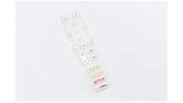 遥控器按键加工过程中溢胶(混色)不良的防止技巧