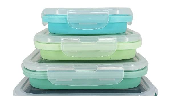 硅胶折叠碗成热门产品,究竟有多好用?