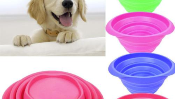硅胶折叠碗清洁方便吗?是否会产生化学残留?