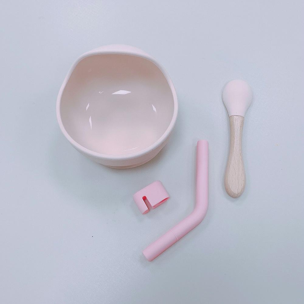 硅胶辅食碗