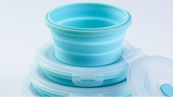 硅胶折叠碗高温状态下会怎么样?是否会变形?