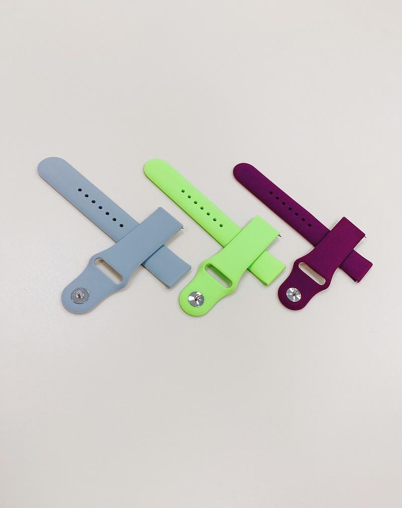 硅胶智能手环